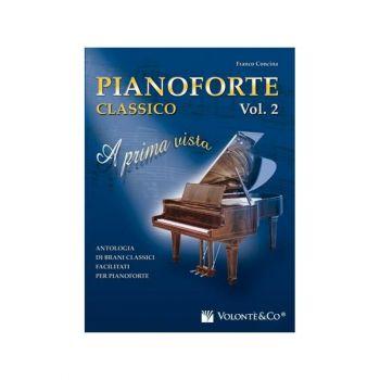 Pianoforte Classico a Prima Vista - Vol. 2