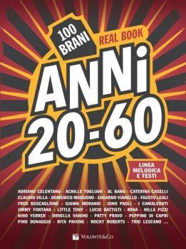 Anni 20-60 - Real Book