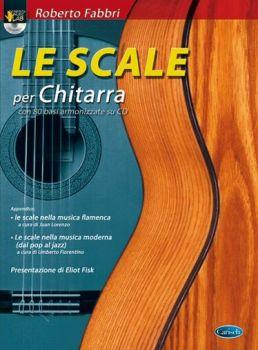 Fabbri Roberto Le Scale per Chitarra