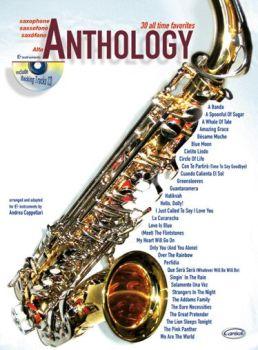 ANTHOLOGY ALTO SAX V.1 + CD