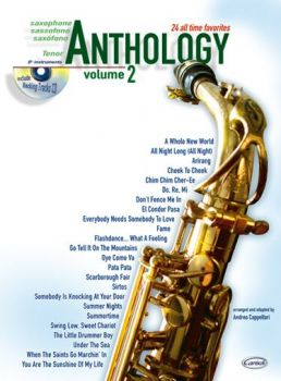 Anthology (Tenor Sax), Volume 2 by Andrea Cappellari