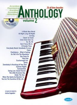 Anthology (Accordion), Volume 2 ML2877