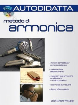 AUTODIDATTA METODO DI ARMONICA