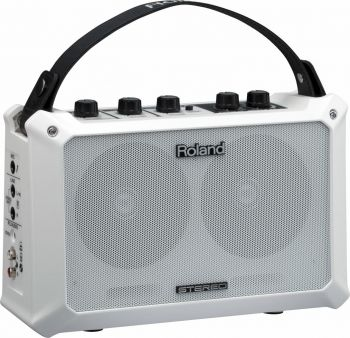 Roland MOBILE BA Amplificatore stereo a batterie