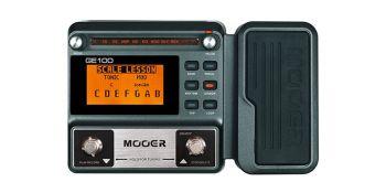 Mooer GE100 Pedaliera multieffetto per chitarra elettrica.SPEDIZIONE GRATUITA!!!