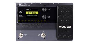 Mooer GE150 Pedaliera Multieffetto per chitarra