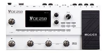 MOOER GE250 Nuovo Processore Multieffetto per chitarra