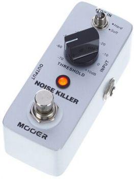 MOOER NOISE KILLER Noise GateTrue Bypass