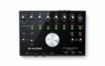 M-Audio M-Track 8X4M interfaccia audio/MIDI USB