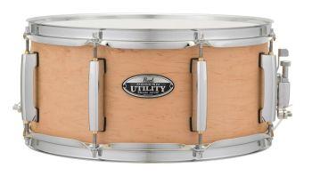 Pearl MUS1465M/224 Modern Utility Snare Drum Matte Natural SPEDIZIONE GRATUITA!!!