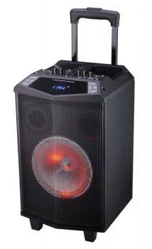 Mediacom MusicBox x90 Speaker bluetooth in formato trolley. SPEDIZIONE GRATUITA!!!