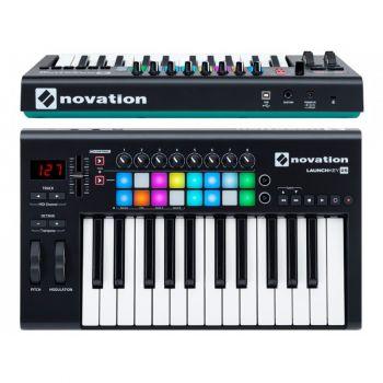 Novation Launchkey 25 MK2 Controller 25 tasti USB e MIDI