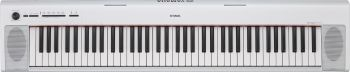 YAMAHA NP-12 Piaggero White Tastiera 61 tasti dinamica