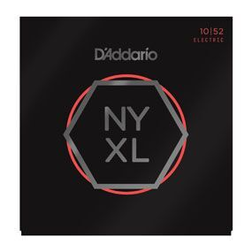 D'ADDARIO NYXL1052 Nickel Wound 10-52