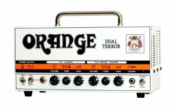 Orange DT30H Dual Terror 30W Testata Valvolare
