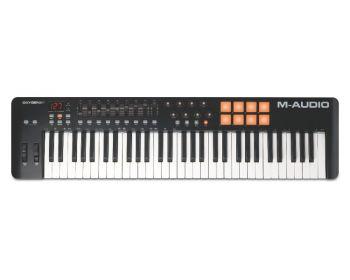 Oxygen 61 (4th gen) Keyboard controller MIDI USB con funzionalità avanzate