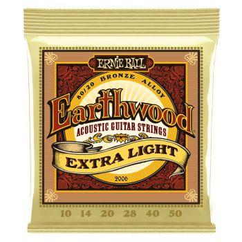 Ernie Ball 2006 Earthwood 80/20