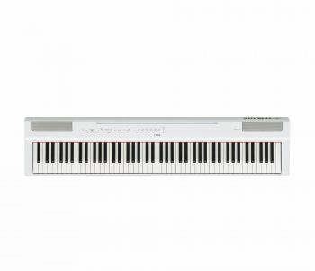 Yamaha P125 White Pianoforte Digitale 88 Tasti Pesati