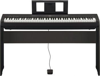 Yamaha P45 Pianoforte Digitale 88 Tasti Pesati con Stand Yamaha L85