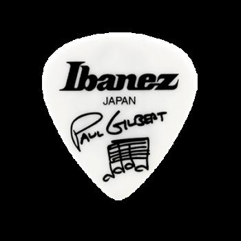 PLETTRO IBANEZ 1000PG-WH Paul Gilbert - bianco