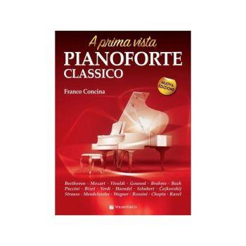 PIANOFORTE CLASSICO A PRIMA VISTA VOL. 1 - F. CONCINA