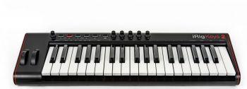 IK Multimedia iRig Keys 2 PRO - Tastiera MIDI/Controller universale con 37 tasti