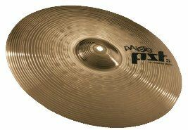 PAISTE PST5 MEDIUM CRASH DA 16""