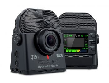 Zoom Q2n-4K - registratore digitale audio e video