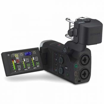 Zoom Q8 registratore digitale audio e video 3M HD