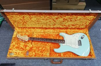 Fender Custom Shop 1960's Stratocaster Closet Classic Foam Green 1999 USATA