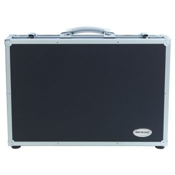 Rockcase Flight Case Portapedali effetto con coperchio rimovibile