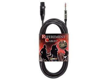 Referement by Reference MCR5-BK-FJS10 Prolite Cavo per microfono bilanciato