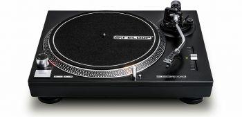 Reloop RP-2000 MK2 USB giradischi versatile per DJ con cover in omaggio