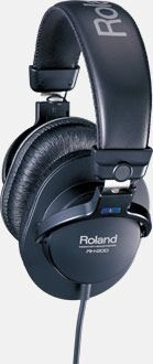Roland RH-200 Cuffie Monitor