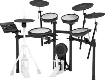 Roland TD-17KVX + Stand MDS-Compact -Pedale cassa e stand h-hat non compresi