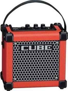 Roland MICRO CUBE GXR Rosso Ampli per chitarra.SPEDIZIONE GRATUITA!!!
