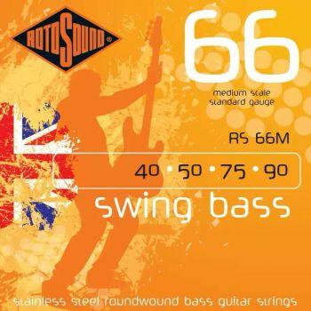 Rotosound RS66M Muta per basso 4 corde - Serie Swing Bass 66