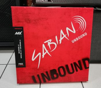 Sabian AAX Promotional new set