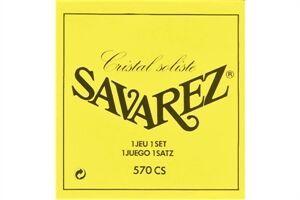 Savarez 570CS Set Tensione Forte Bassi Soliste