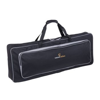 SOUNDSATION SB22 Borsa imbottita per tastiera con doppia tracolla 133x40x16.5cm