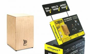 SCHLAGWERK CBA 1 S Cajon montabile Medium