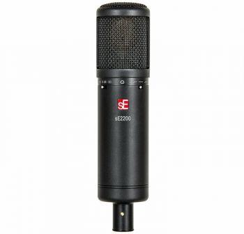 SE ELECTRONICS Se2200 Microfono a condensatore SPEDIZIONE GRATUITA!!!
