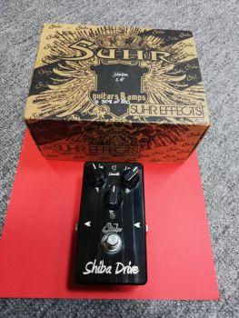 Suhr Shiba Drive Limited Edition Usato con imballo