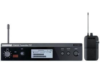 Shure PSM300 Kit (P3T + P3R)  sistema di personal monitoring