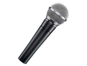 Shure SM58-LCE Microfono Dinamico