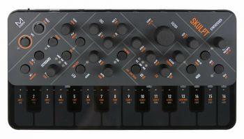 MODAL ELECTRONICS Skulpt Synthesiser Black
