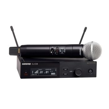 Shure SLXD24E/SM58-J53 Radiomicrofono Digitale