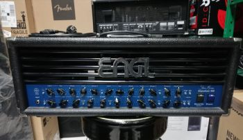 ENGL Steve Morse Signature 100 - E 656 Testata per chitarra USATA NON SPEDIBILE