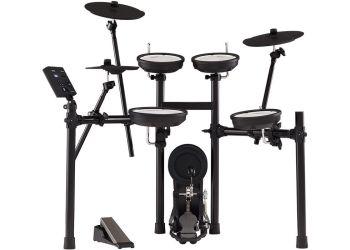 ROLAND TD-07KV V-Drum Set con stand (Pedale cassa NON compreso)