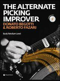 Alternate Picking Improver Donato Begotti & Roberto Fazari